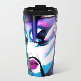 3D Paint Me OvahFx  - Abstract Fx   Travel Mug