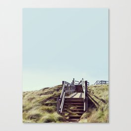 Long Way Up Canvas Print