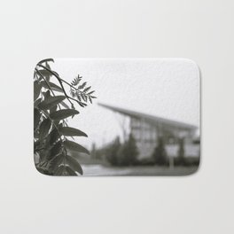 Stuff Behind Plants - CSU Rec Center Bath Mat