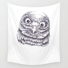 Surprised Wall Tapestry