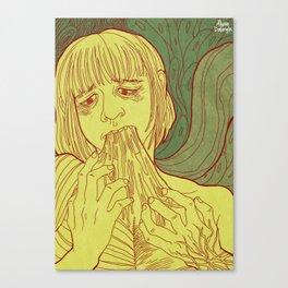 Dysphoria Canvas Print