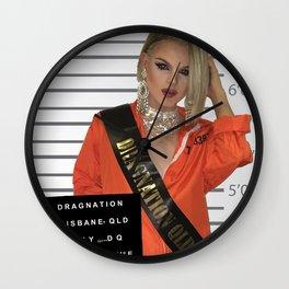 Envy DQ- Brisbane QLD- Dragnation Season 2 Wall Clock