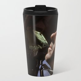 Apollo 7 - Looking At The Stars Travel Mug