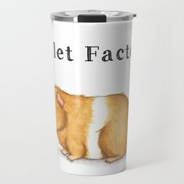 Pellet Factory - Guinea Pig Poop Travel Mug