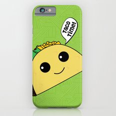 Taco Time iPhone 6s Slim Case