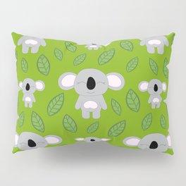 Cute koala bears Pillow Sham