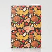 indonesia Stationery Cards featuring Indonesia Spices by haidishabrina
