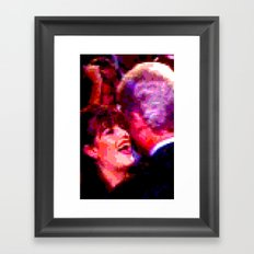Big Willy Style Framed Art Print
