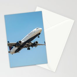 Delta Airlines Stationery Cards