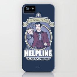 The Bells of Saint John iPhone Case