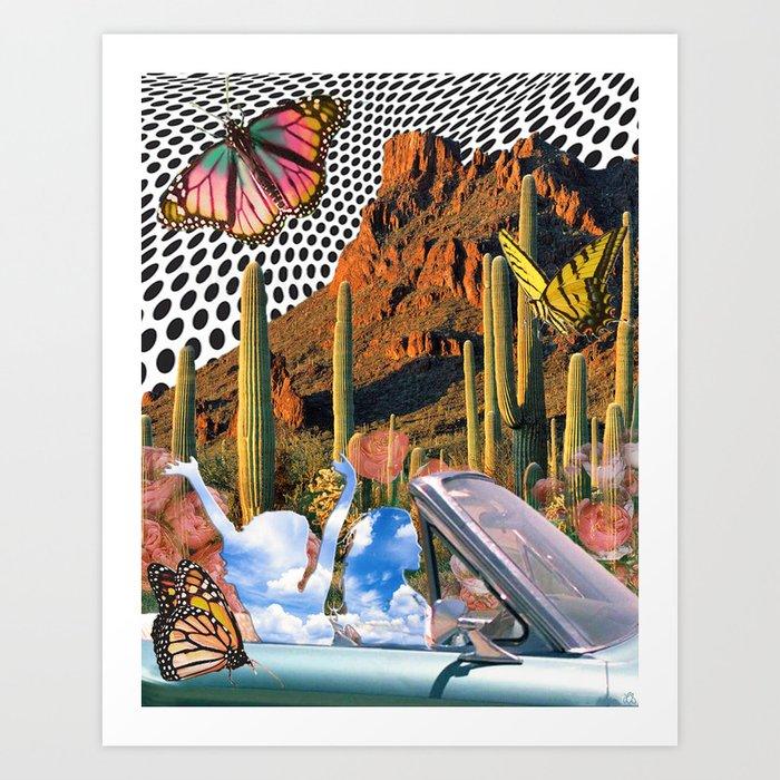 Desert Dreams Kunstdrucke