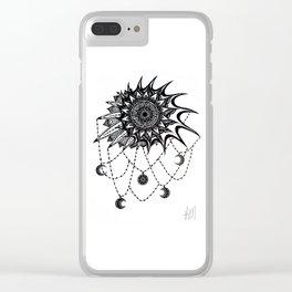 Diametric Clear iPhone Case