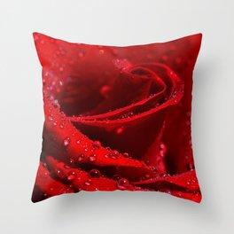 Fire of love Throw Pillow