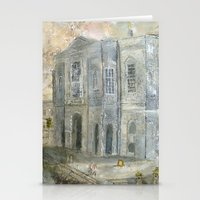 smiths Stationery Cards featuring Smiths Row Gallery 2011 November  by ray sinclair