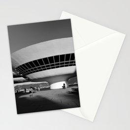 MAC Niterói   Oscar Niemeyer architect Stationery Cards
