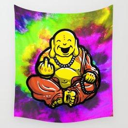 F U Buddha Wall Tapestry