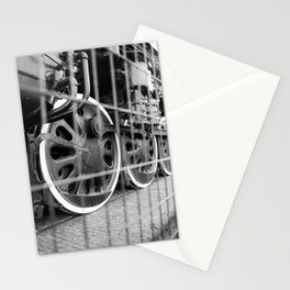The Wheels are Turning Stationery Cards