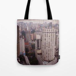 Cidade São Paulo Tote Bag