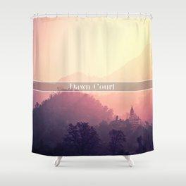 Dawn Court Shower Curtain