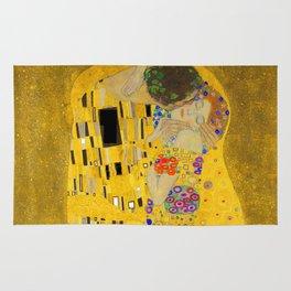 Gustav Klimt The Kiss Rug