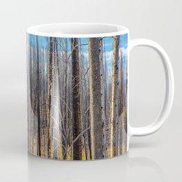Standing Trees Coffee Mug