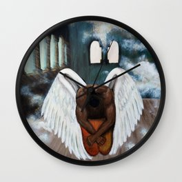Heavenly Intercession Wall Clock