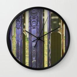 Oregon NY Wall Clock
