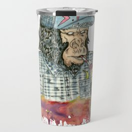 Trip At The Brain Travel Mug