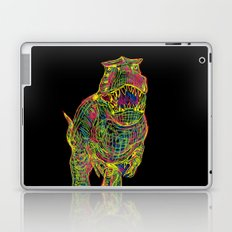 Technicolor Rex Laptop & iPad Skin
