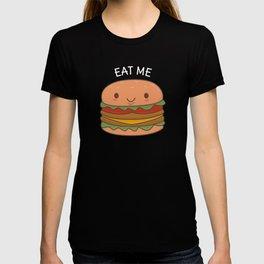 Kawaii Cute Burger T-shirt