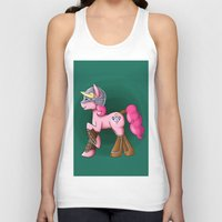 skyrim Tank Tops featuring Dovahpink by geneticDisaster