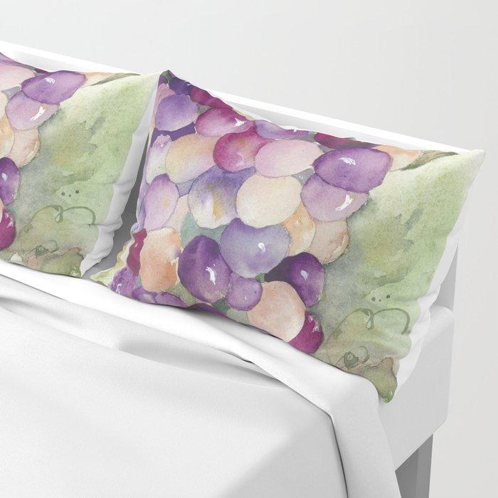 Vineyard Fun Pillow Sham