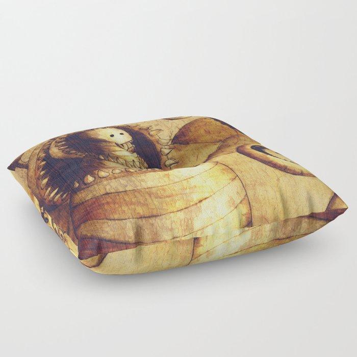 Brusuillis Floor Pillow