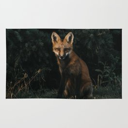 Fox Canada Rug