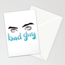 Bad Guy Stationery Cards