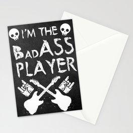 BadASS Player Stationery Cards