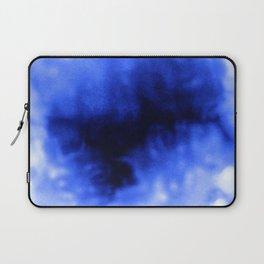 Blue Snow Laptop Sleeve