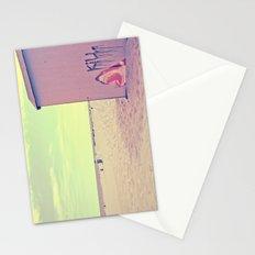 A Nice Summer Swim Stationery Cards