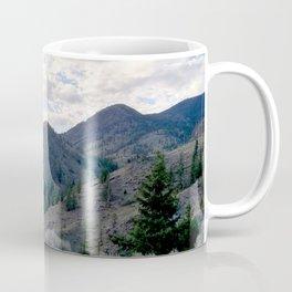 Kamloops mountains scene Coffee Mug