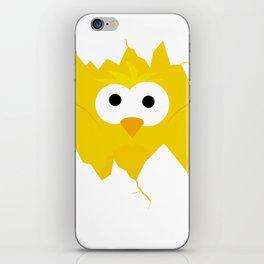 Minimal Chick iPhone Skin
