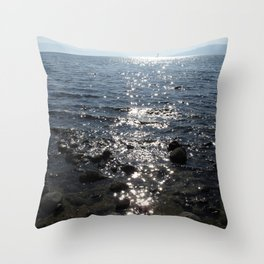 Galilee Throw Pillow