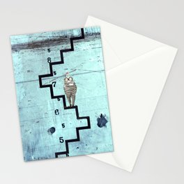 Time Rabbit Stationery Cards