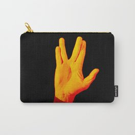 Live Long and Prosper - Leonard Nimoy Carry-All Pouch