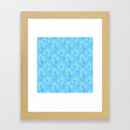 fleur de otachi - light Framed Art Print
