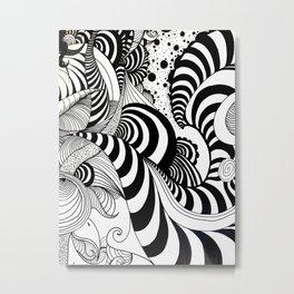 Escudo Metal Print
