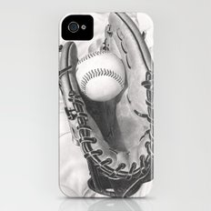 Baseball Slim Case iPhone (4, 4s)