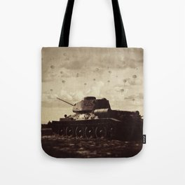 Never Heard Silence Quite This Loud Tote Bag
