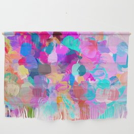 Candy Shop #painting Wall Hanging