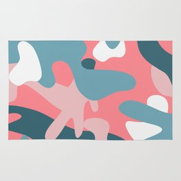 Camouflage 05 Rug