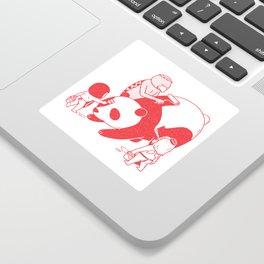 Disguise Sticker